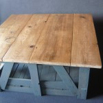 Table basse &quot;caisse&quot;