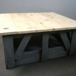 """Table basse """"caisse"""""""