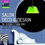 affiche salon déco et design